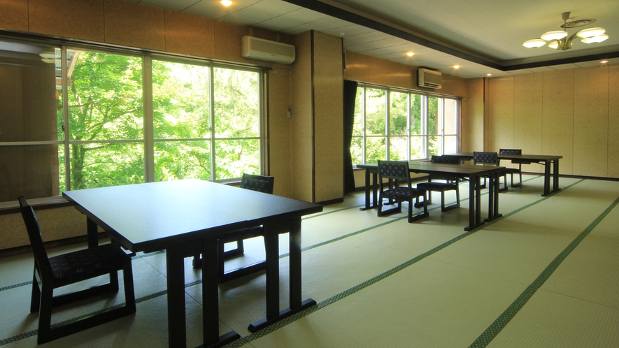 ◆【朝食会場】朝食は1Fの朝食会場でご用意いたします。