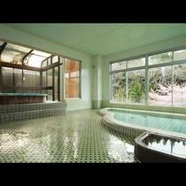 ◆【ジャグジー付き大浴場-春-】