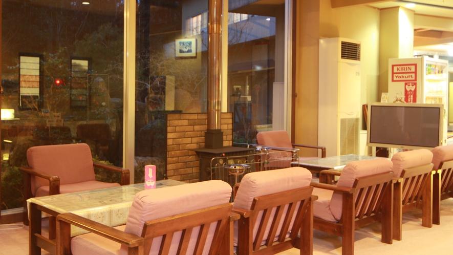 ◆【ロビー】ロビーは宿泊のお客様のパブリックスペースとなっております。