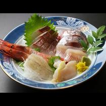 ◆【ご夕食一例・お造り】