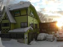 冬の外観画像