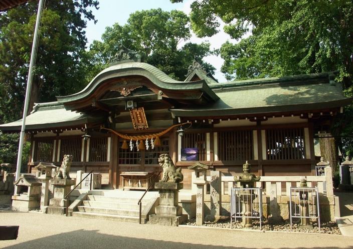 【周辺・観光】挙母神社