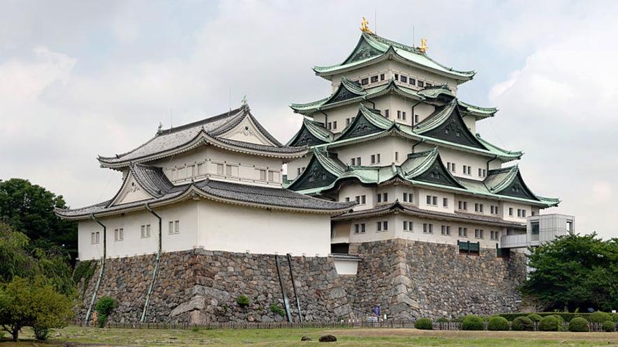 【周辺・観光】名古屋城