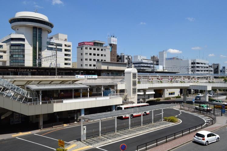【周辺・観光】名鉄豊田市駅