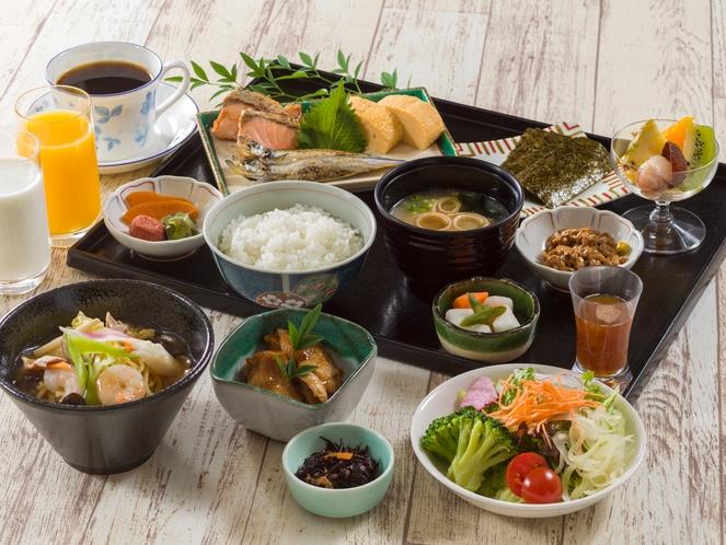 和朝食 セットメニューイメージ