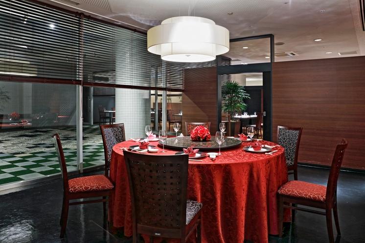 中国料理「四川」個室夜