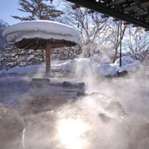 雪の瑠璃の湯