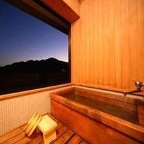 特別室の内風呂