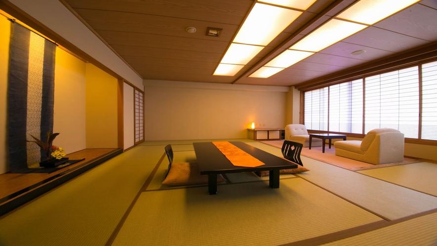 【露天風呂つき客室】■風人◇和室14畳+広縁■