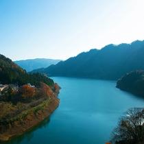 ■眺望■~赤谷湖~