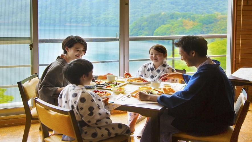 ■朝食■ ~豆腐屋さんのバイキング~