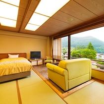 ■山側◇和室ベッドルーム■