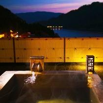 ■檜の露天風呂つき客室-風花-■