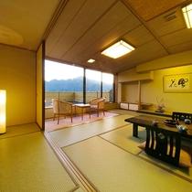 ■檜の露天風呂つき貴賓室-風花-■