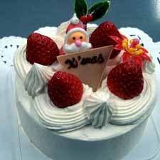 地元で有名なケーキ屋さん