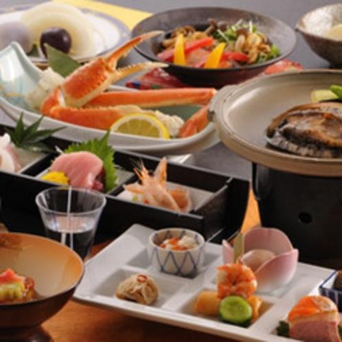 和食会席の一例