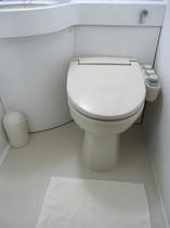 トイレ(ウォッシュレット有)