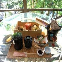湯の風プラン【昼食】