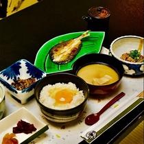 絶品たまごかけごはん朝食【ビジネスプラン】※一例