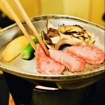 鳳来牛ステーキ ※一例