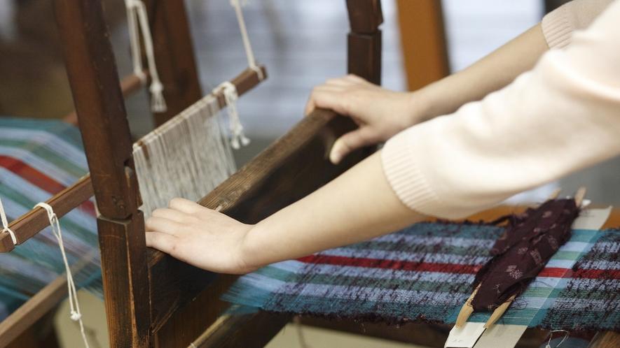 【アクティビティプラン】裂き織り
