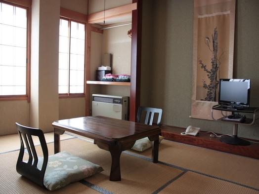 お部屋でゆったり食事を楽しめる宿・お料理グレードアップ