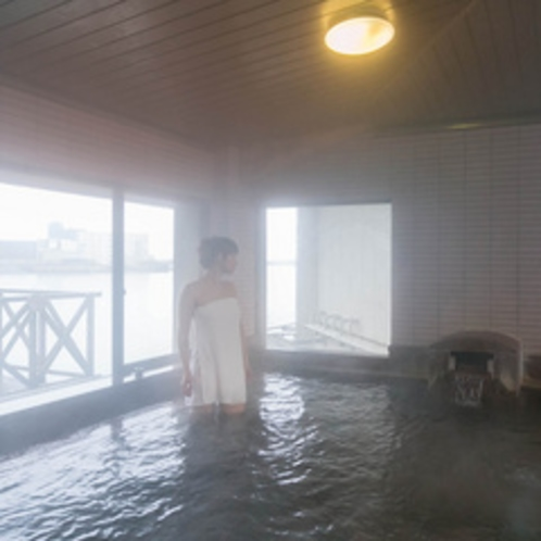 大浴場ジェットバス