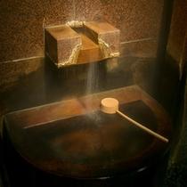大浴場八角風呂