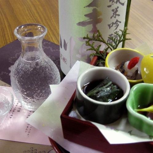 地酒セット(イメージ)