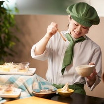 蕎麦蜜ソフト