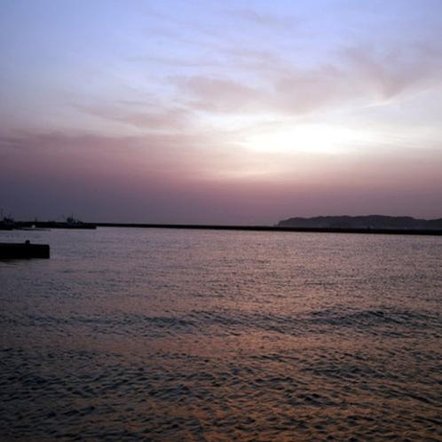 篠島の自然を満喫して下さい♪海の景色もいいですよ!