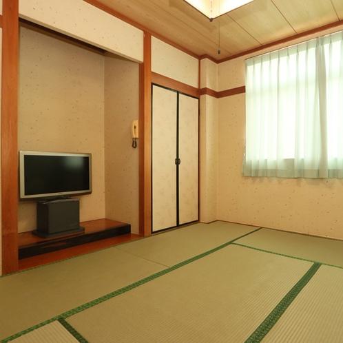 6畳和室◆2名様専用のお部屋です