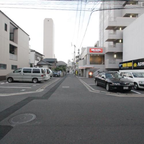 第1駐車場(3)