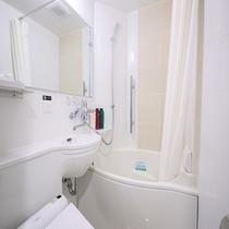 新築棟たまご型浴室