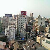 ホテルからの景観1