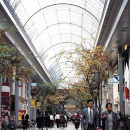 日本一の商店街