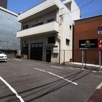 第2駐車場②