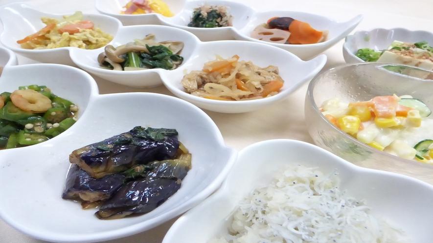 副菜と小鉢料理