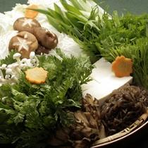 或る日の自家栽培野菜たち