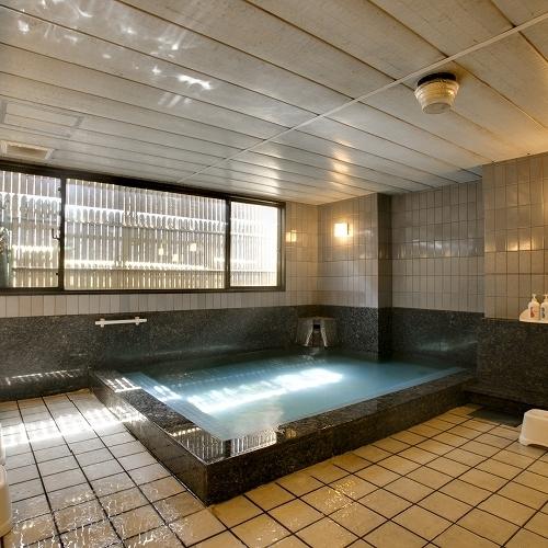 大浴場(男子風呂)