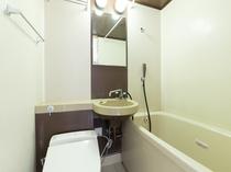 ツインルーム バスルーム