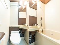 和室一人部屋 バスルーム