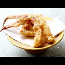 ≪カニ天ぷら≫