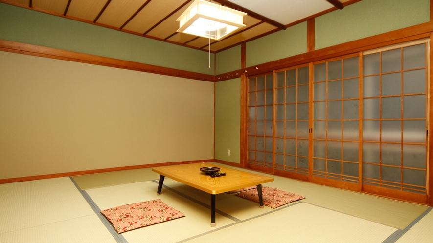 ≪和室10畳≫お部屋でインターネットが接続できます!
