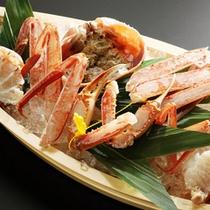 フルコースでご堪能下さい≪越前蟹の贅沢盛り≫
