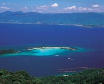 北陸のハワイ☆海水浴で人気の水島リゾートは宿から10分