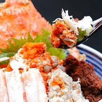 冬のお楽しみ《せいこ丼》♪舌の上でとろける味わいがたまりません!!
