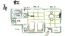 【虹の間】和モダンレトロでヨーロピアンな雰囲気の中で敦賀の歴史に浸ってみては?