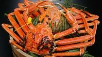 福井県が全国に誇る冬の味覚王『越前蟹』本場の本物の味をご堪能ください。
