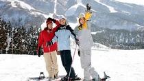 冬の福井、勝山スキーJAM、国境スキー場、今庄365、余呉高原スキー場等でウインタースポーツも。